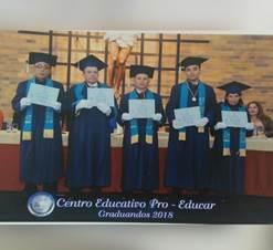 Graduacion trabajadores Asitex